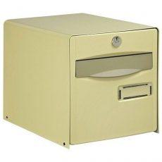 avertisseur courrier pour boîte aux lettres abattante