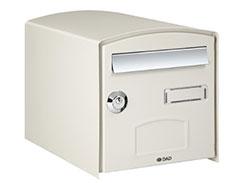 avertisseur courrier pour boîte aux lettres dome